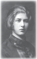 Lydia Chukovskaya, author of Sofia Petrovna